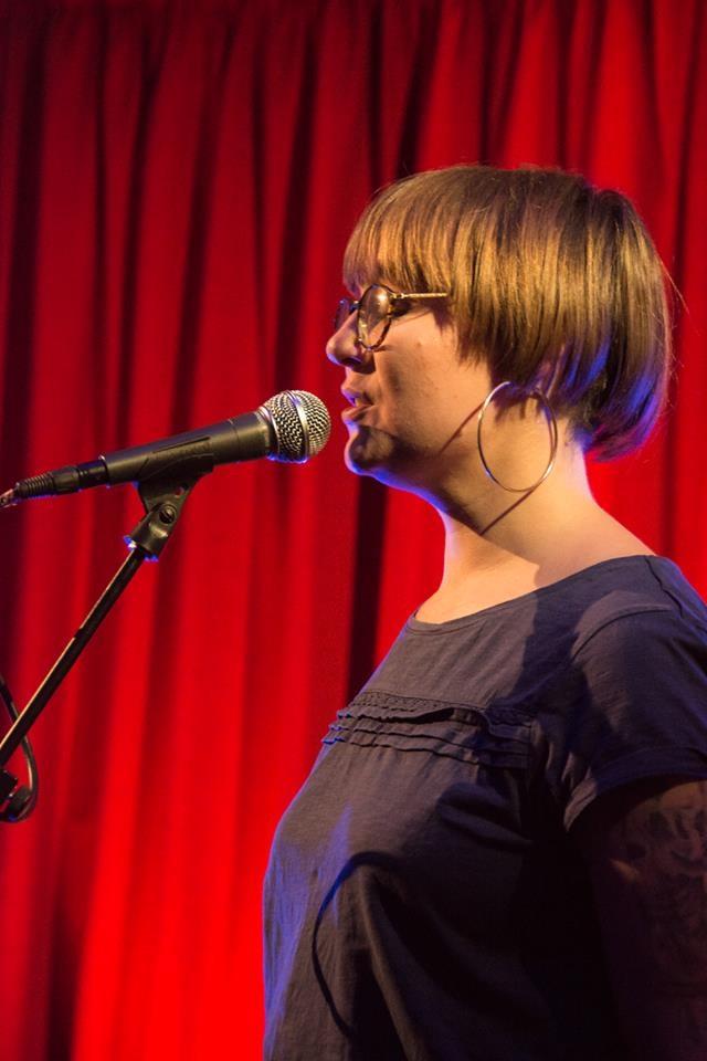 Debbie Armour, musician.