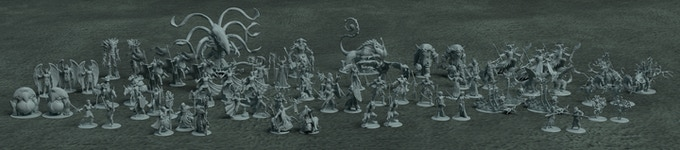 The units of Laruna!