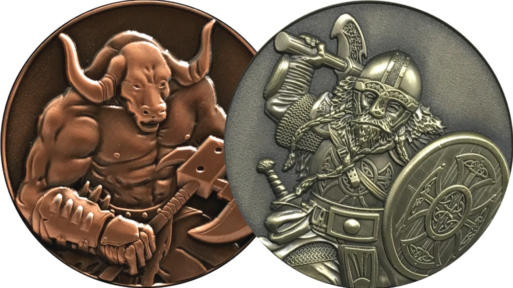 Dice Coins 3D d20 project video thumbnail