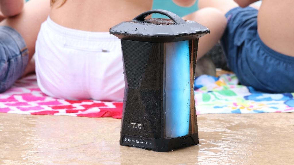 Nuvelon FLARE Wireless Multi-Sync Lantern Speaker