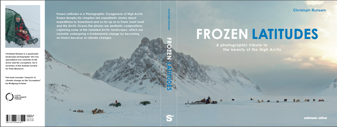 Mockup of the book's beautiful cover and back page.