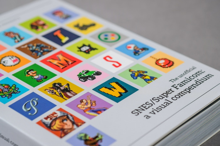Bitmap Books are proud to present an unofficial visual tribute to the SNES/Super Famicom
