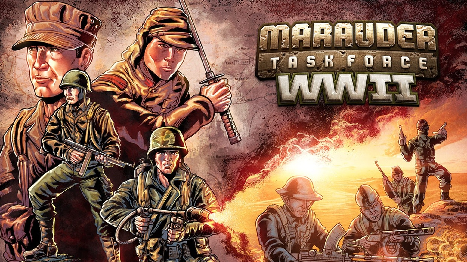 Marauder Task Force WWII 1:18 Scale 4 Inch Action Figures is the top crowdfunding project launched today. Marauder Task Force WWII 1:18 Scale 4 Inch Action Figures raised over $263227 from 783 backers. Other top projects include Death is Only the Beginning - New Novel in the KULT Universe, Blinks - A Board Game System With A Mind Of Its Own, Pandorum — The Board Game...