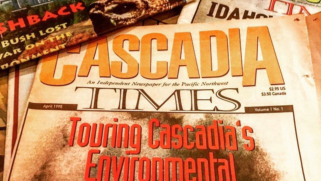 Project image for Cascadia Times - Independent Environmental Journalism