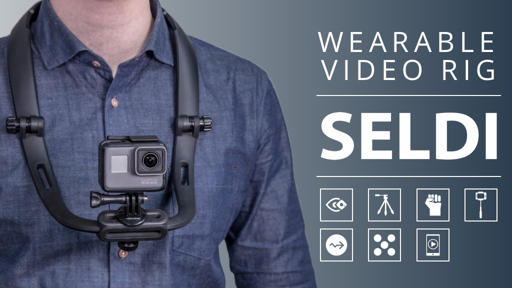 SELDI: 7-in-1 Wearable Video Rig project video thumbnail