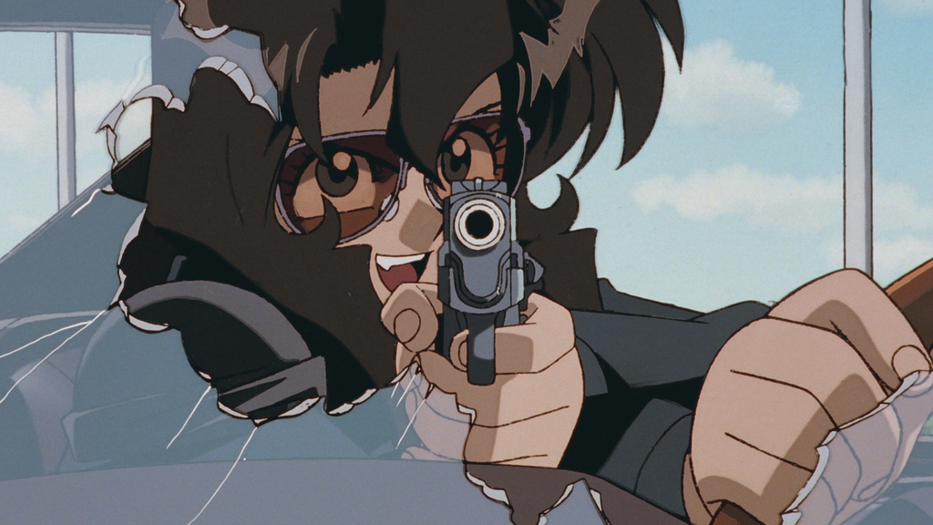 Gunsmith Cats Explosive Edition project video thumbnail