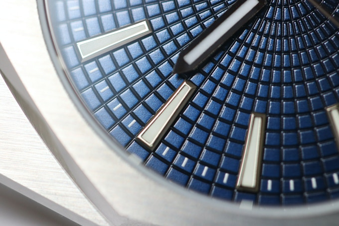 Painstaking dial design symmetry will stand the test of time..