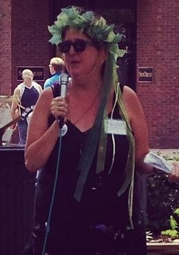 Speaking at March Against Monsanto