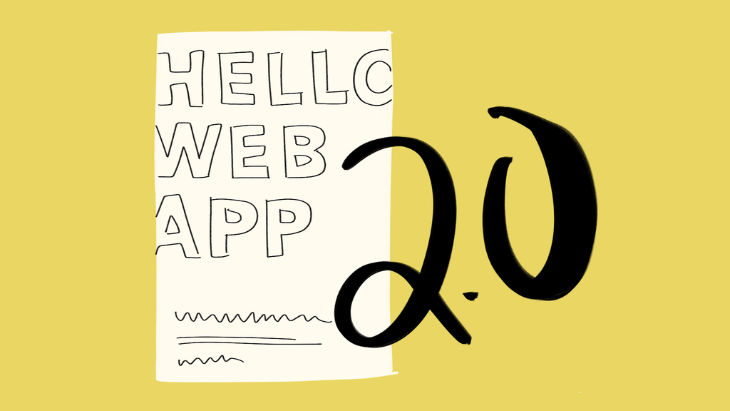 Hello Web App 2.0: Build Your First Web App with Django 2 project video thumbnail