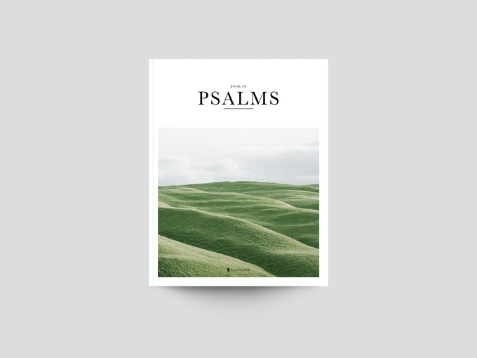 Alabaster - The Book of Psalms. All 150 Psalms, in one 232 page book.
