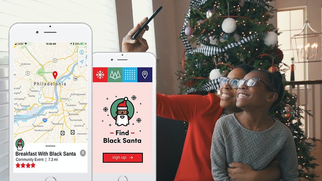 Find Black Santa: A Mobile Black Santa Directory project video thumbnail