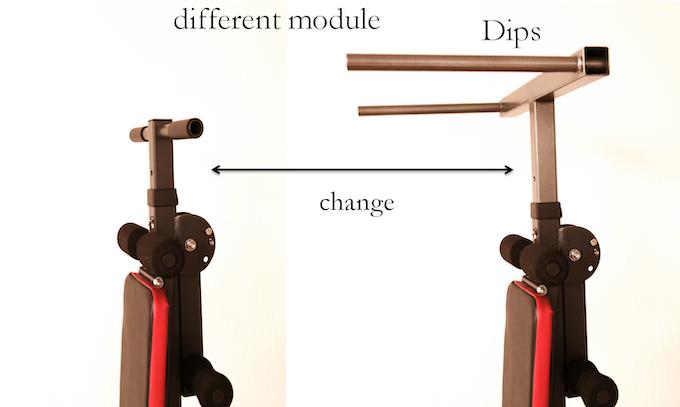 Vertical-Situp & Bench Press by Oguzhan —Kickstarter