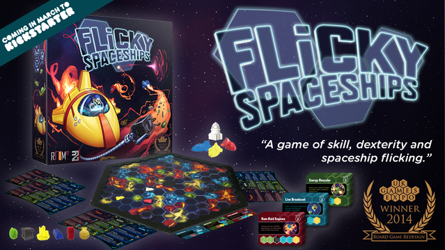 Museum Rush By Room Games Ltd Flicky Spaceships Kickstarter - Spaceship design game