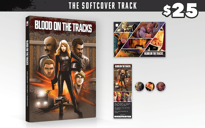 THE SOFTCOVER TRACK Reward