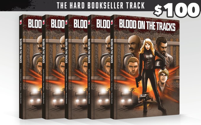 THE HARD BOOKSELLER TRACK Reward