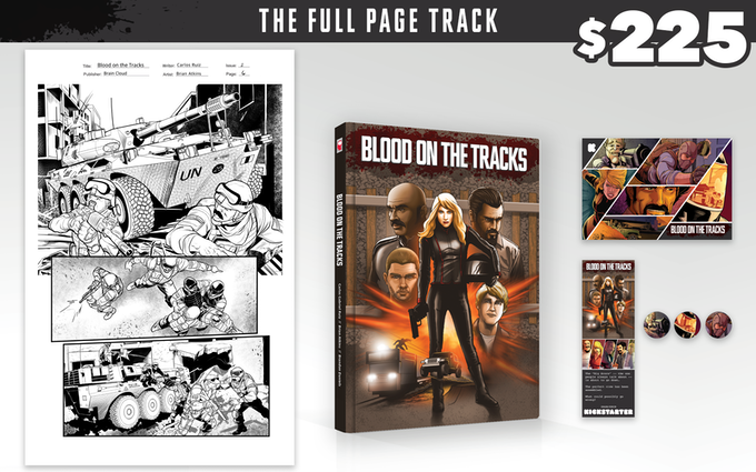 THE FULL PAGE TRACK Reward