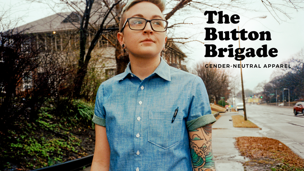 The Button Brigade: More Inclusive Button-Up Shirts project video thumbnail