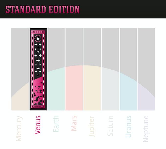 Standard Tuckbox Side (as part of complete set)