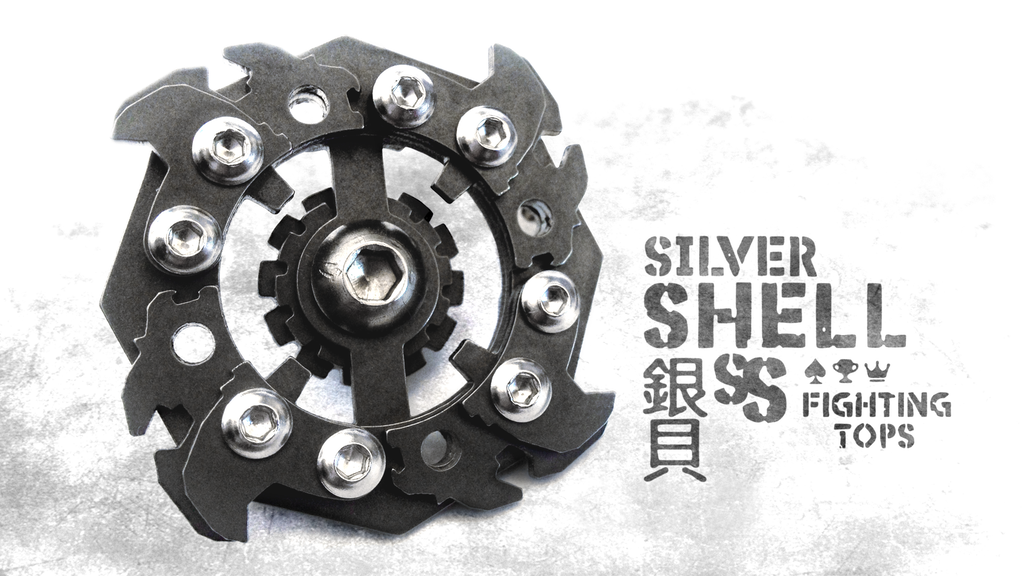 Silver Shell: Fighting Tops project video thumbnail