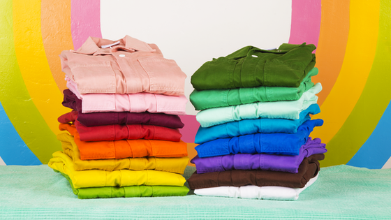 Big Bud Press - Los Angeles Made Everyday Rainbow Wear!