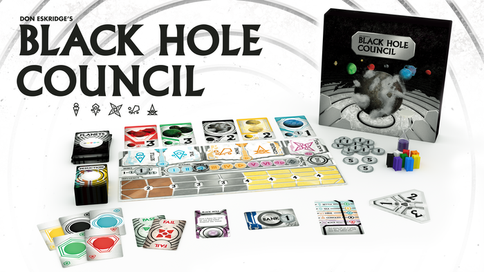Click here to check out Black Hole Council on Kickstarter!