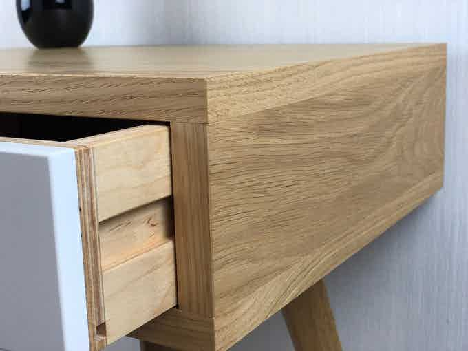Surface Charge incorporates fully functioning drawers.