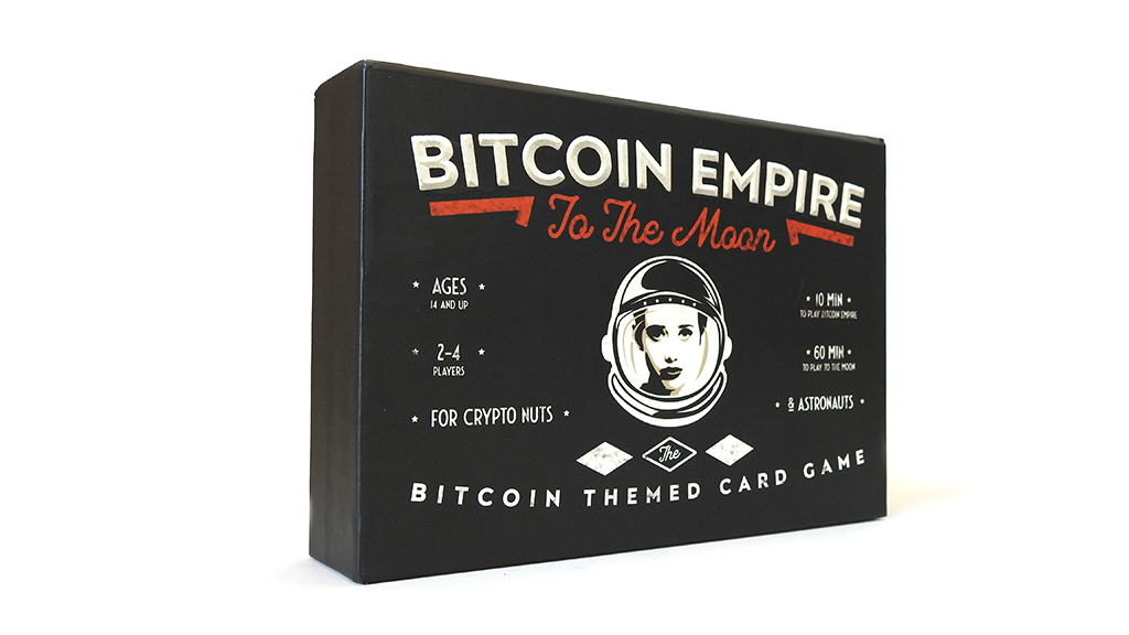Bitcoin Empire: To The Moon 2.0 project video thumbnail