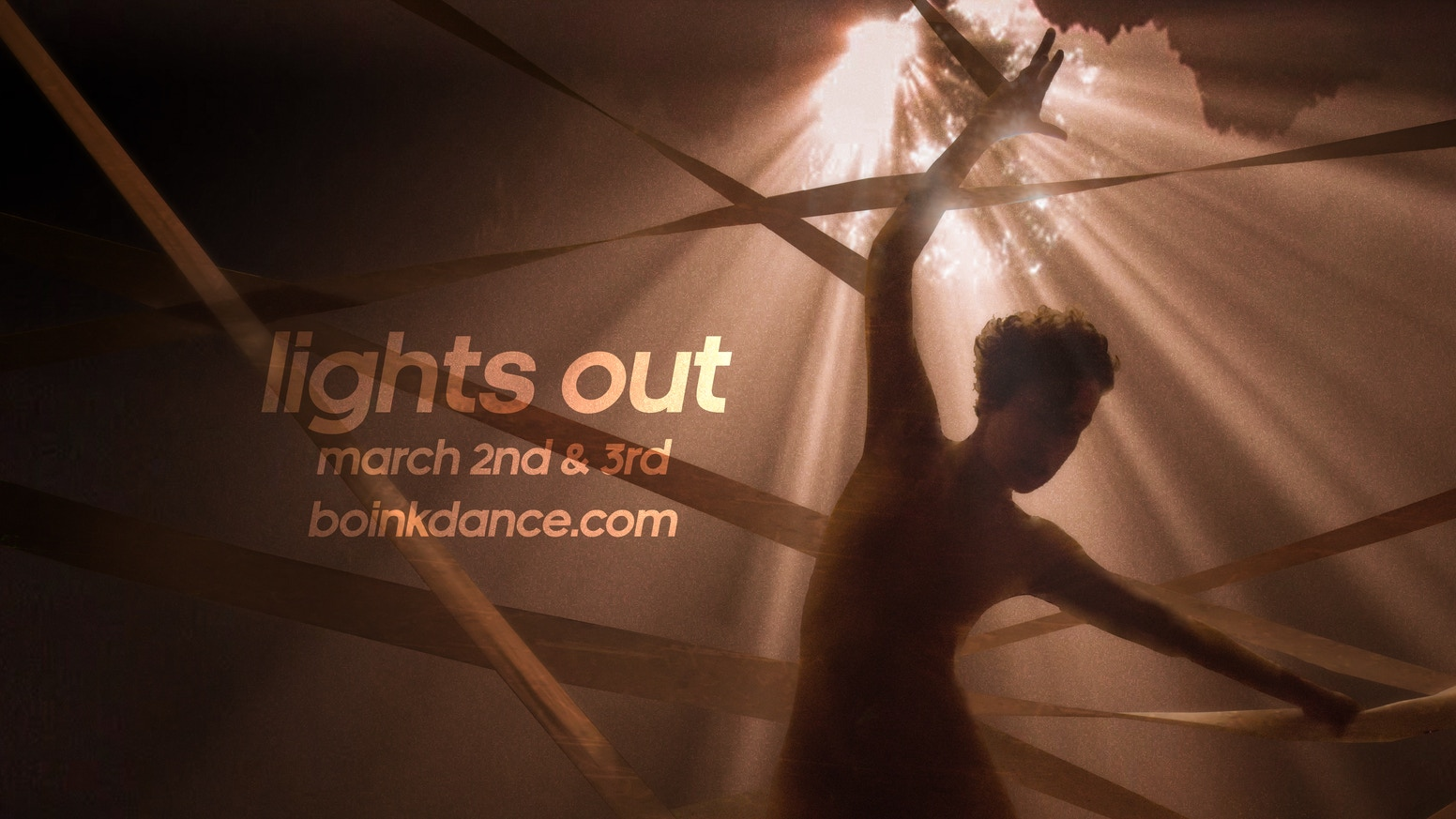 Dance Film Is Putting On Lights Out An Evening Length Multimedia Show This March In Brooklyn Ny