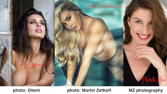 Glamour & Art Nudes Photography: Exploring Dutch Beauties