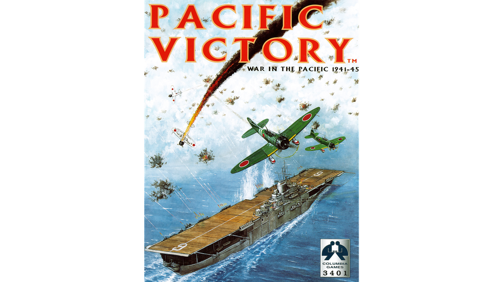 Pacific Victory 2nd Edition project video thumbnail