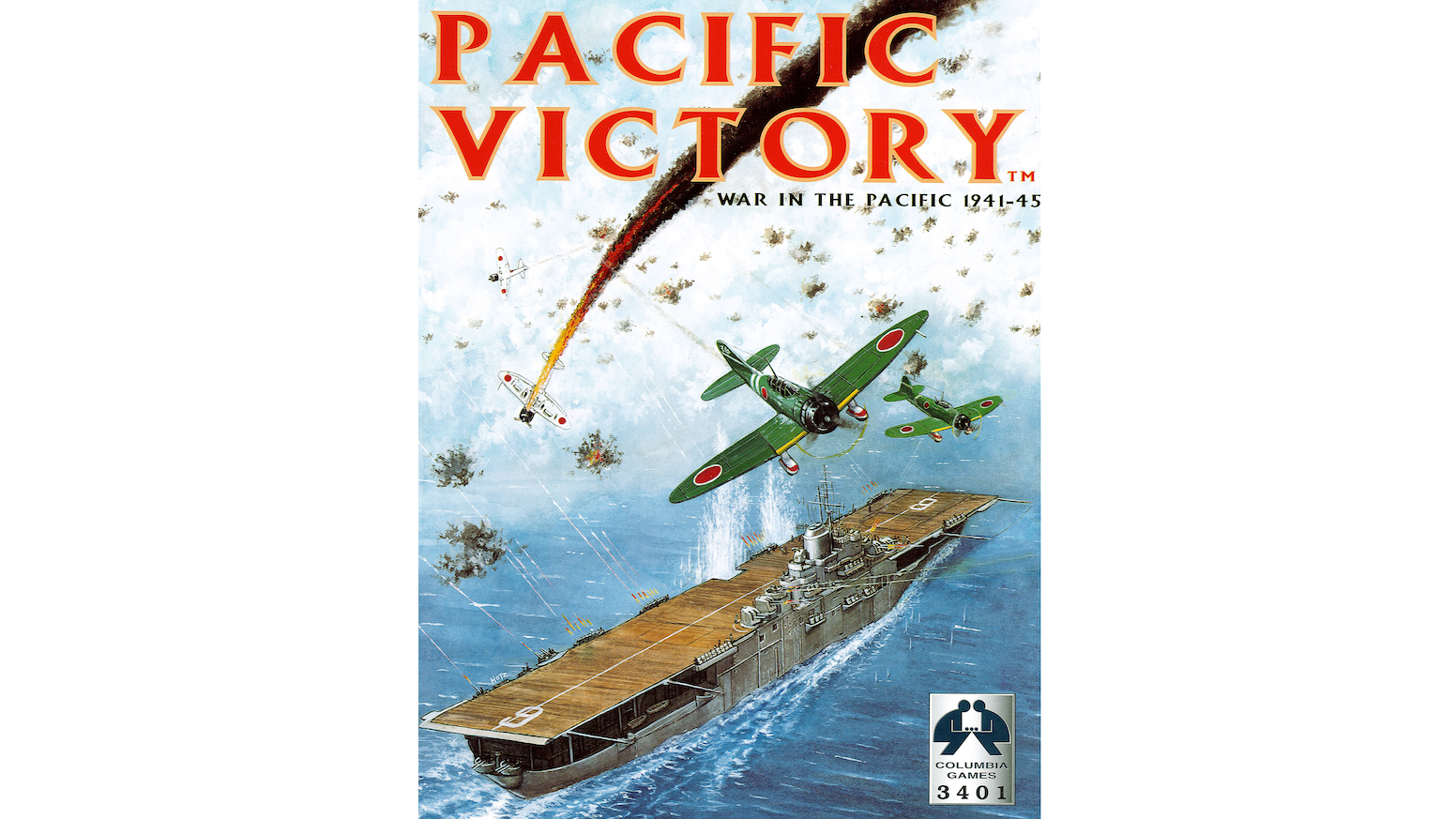 Pacific Victory is an exciting, fast-paced game simulating the Pacific Theater of WWII.   Help bring this great game back into print.