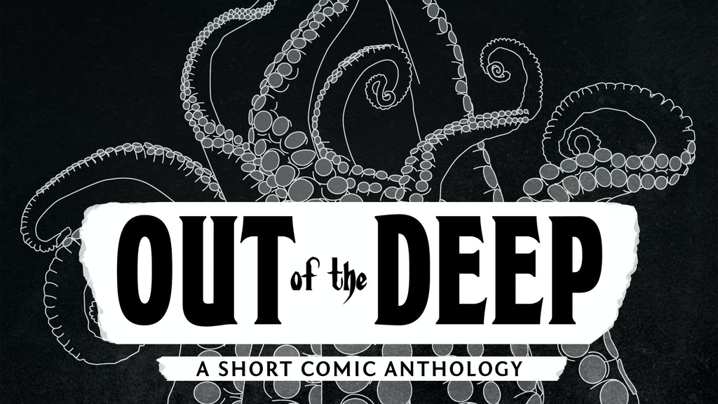 Out of the Deep: A Short Comic Anthology project video thumbnail