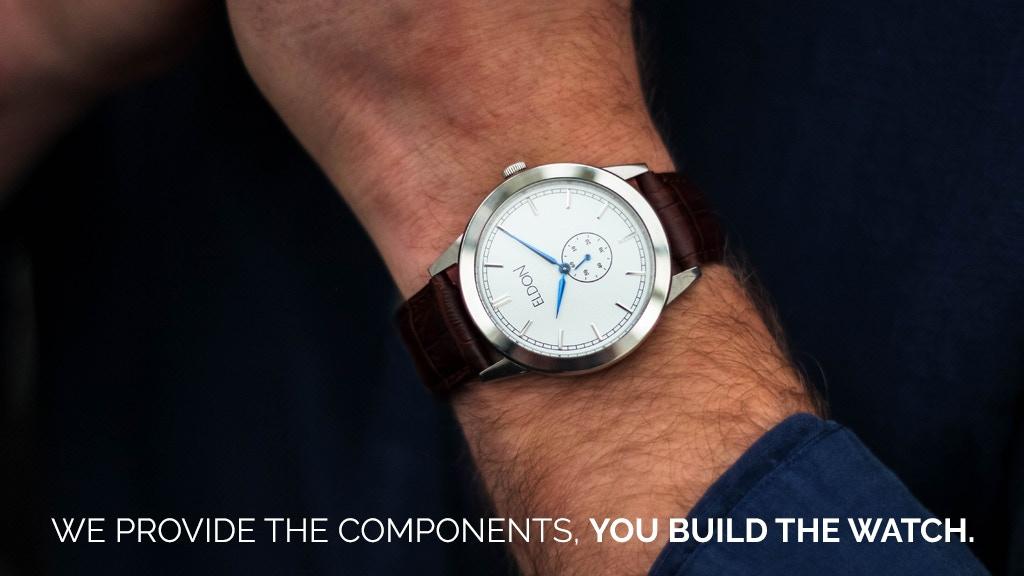 The Modular Slimline Watch By Eldon Watches