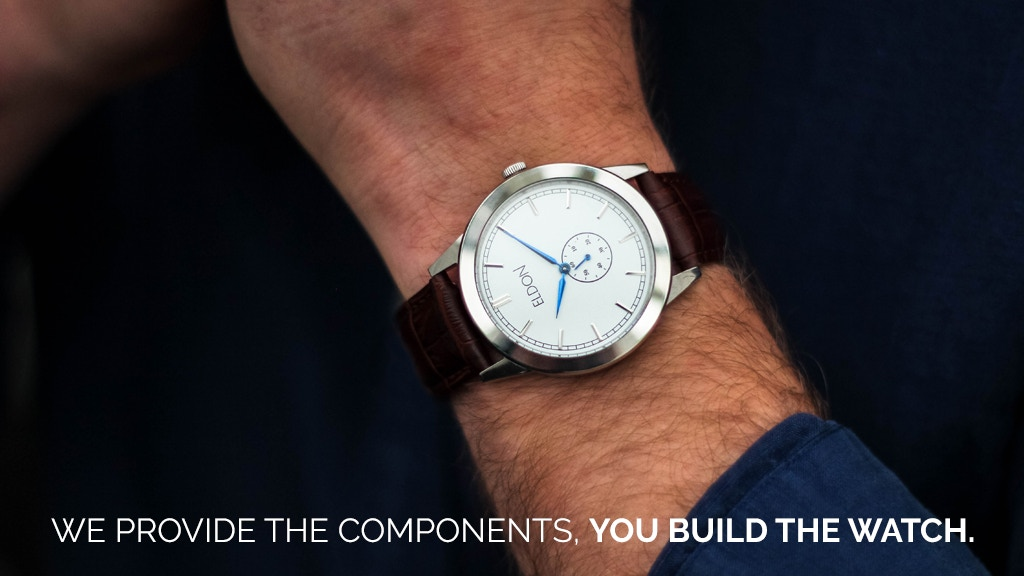 The Modular Slimline Watch By Eldon Watches project video thumbnail