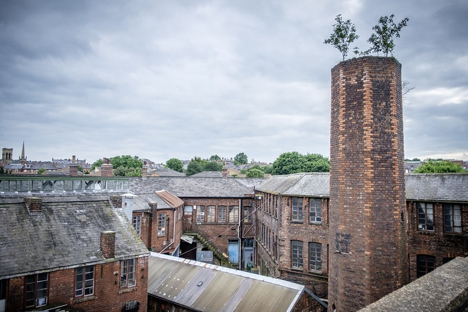 Portland Works, Sheffield.