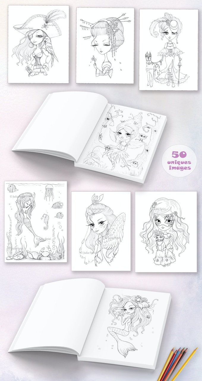 Whimsical Wonders The Artists Edition Will Be Print In United States Of America A Factory That Has Lot Experience Printing Coloring Books