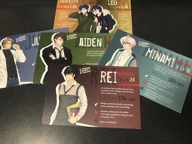 1st Degree Murder Mystery BL Yaoi Visual Novel By Parival Kickstarter