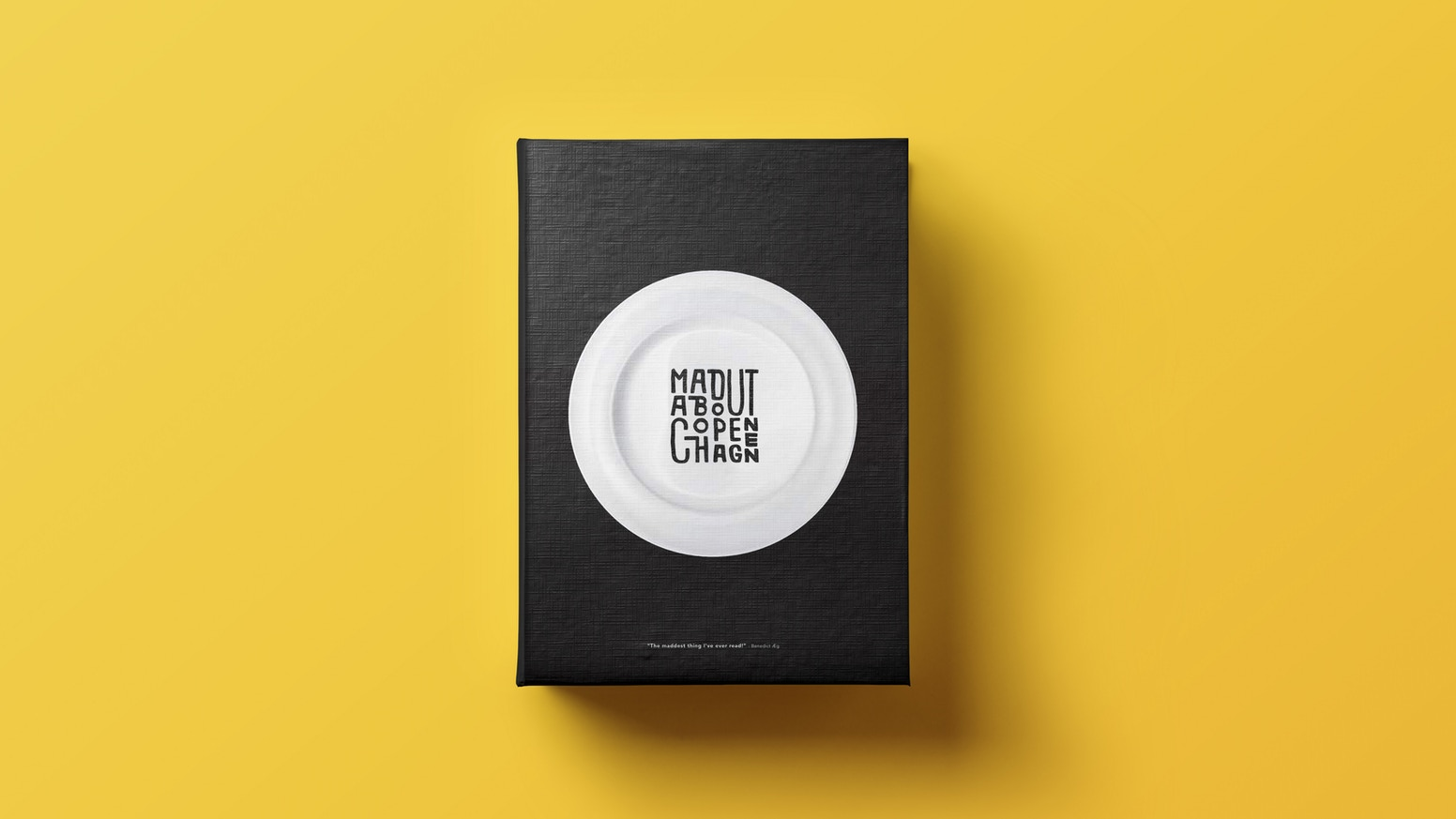 A book for foodies living in Copenhagen (or in love with it from afar).Now available for order!