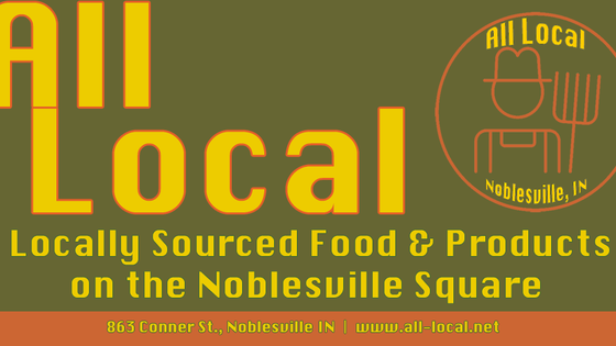 All Local- Great Products. Locally Sourced. Eat & Buy Local