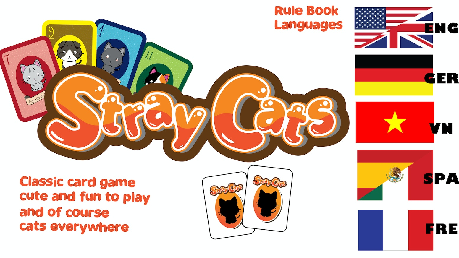 If you love cats, and love games, then this is PURRFECT for you :P Help the stray cats find a home sweet home.