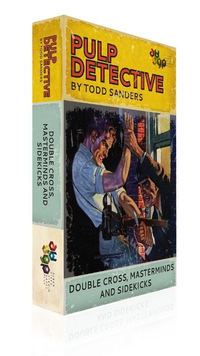 Pulp Detective By Av Studio Games Ludibooster Kickstarter