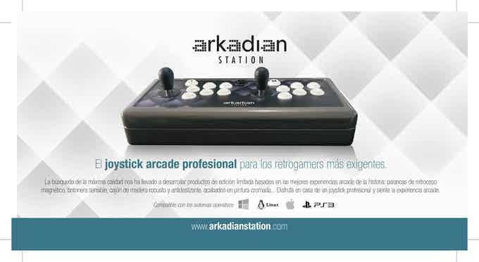 Arkadian Station, la marca