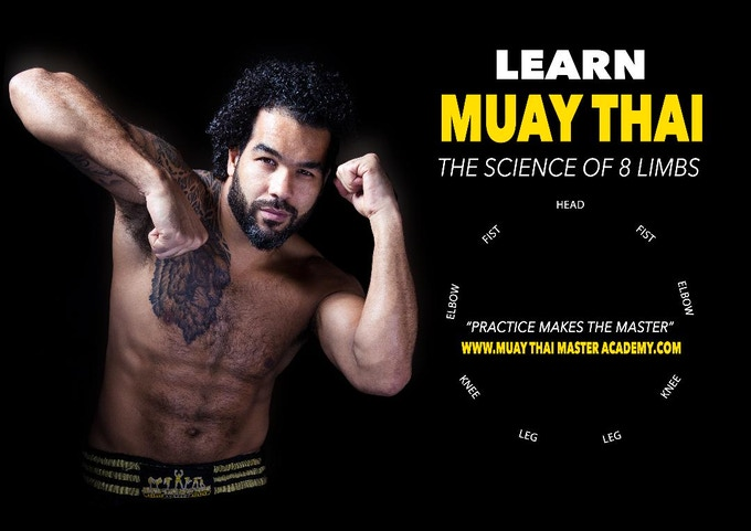 Learn Muay Thai - The Science of Eight Limbs with Kru LionHeart