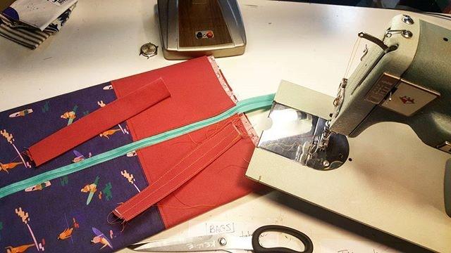 Making a Gear Bag