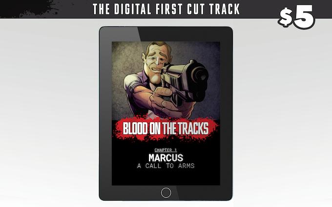 THE DIGITAL FIRST CUT Track