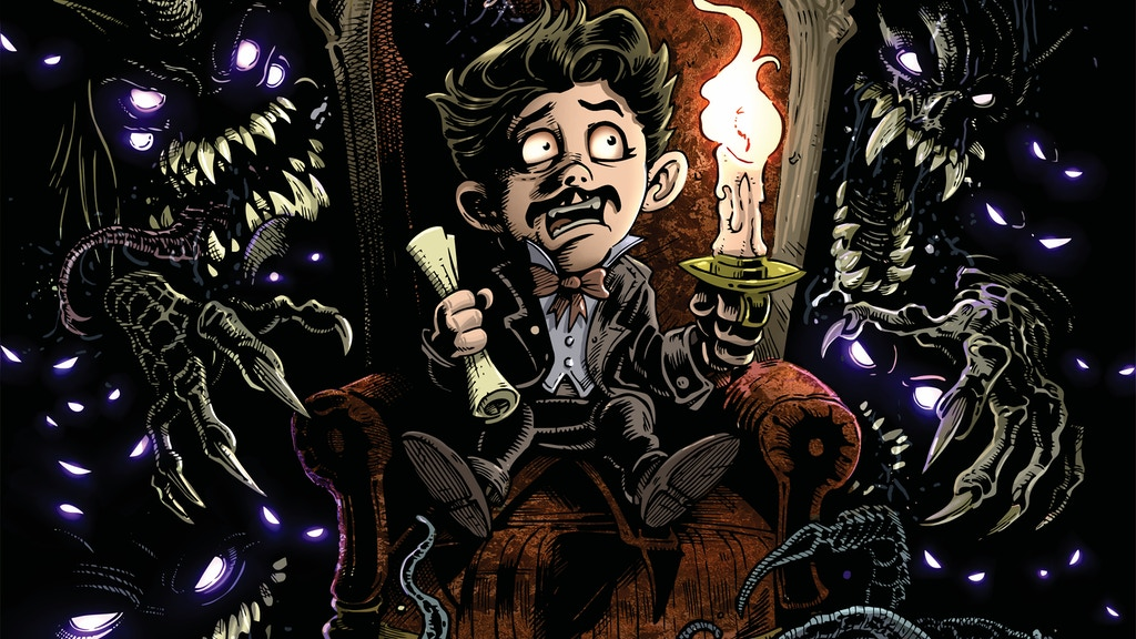 Imaginary Voyages of Edgar Allan Poe #3 KS Exclusive Edition project video thumbnail
