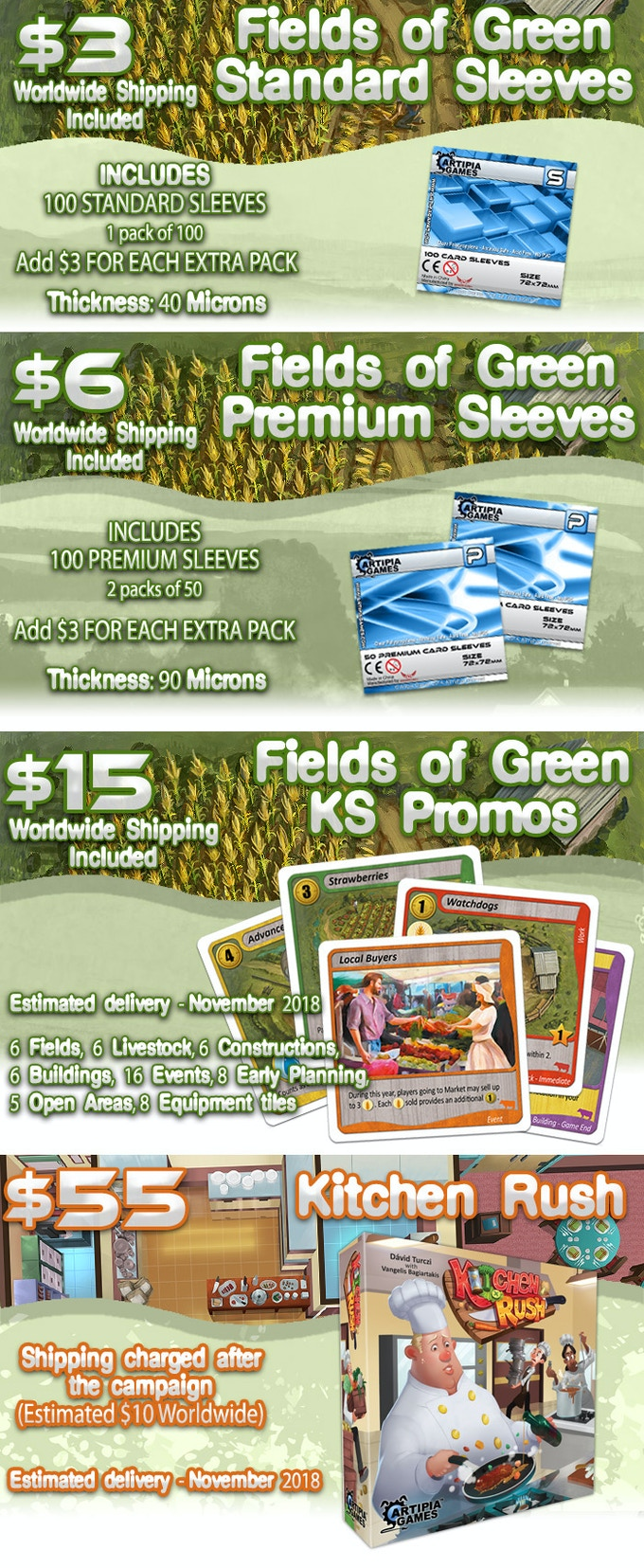 Fields of Green - Grand Fair by Artipia Games — Kickstarter
