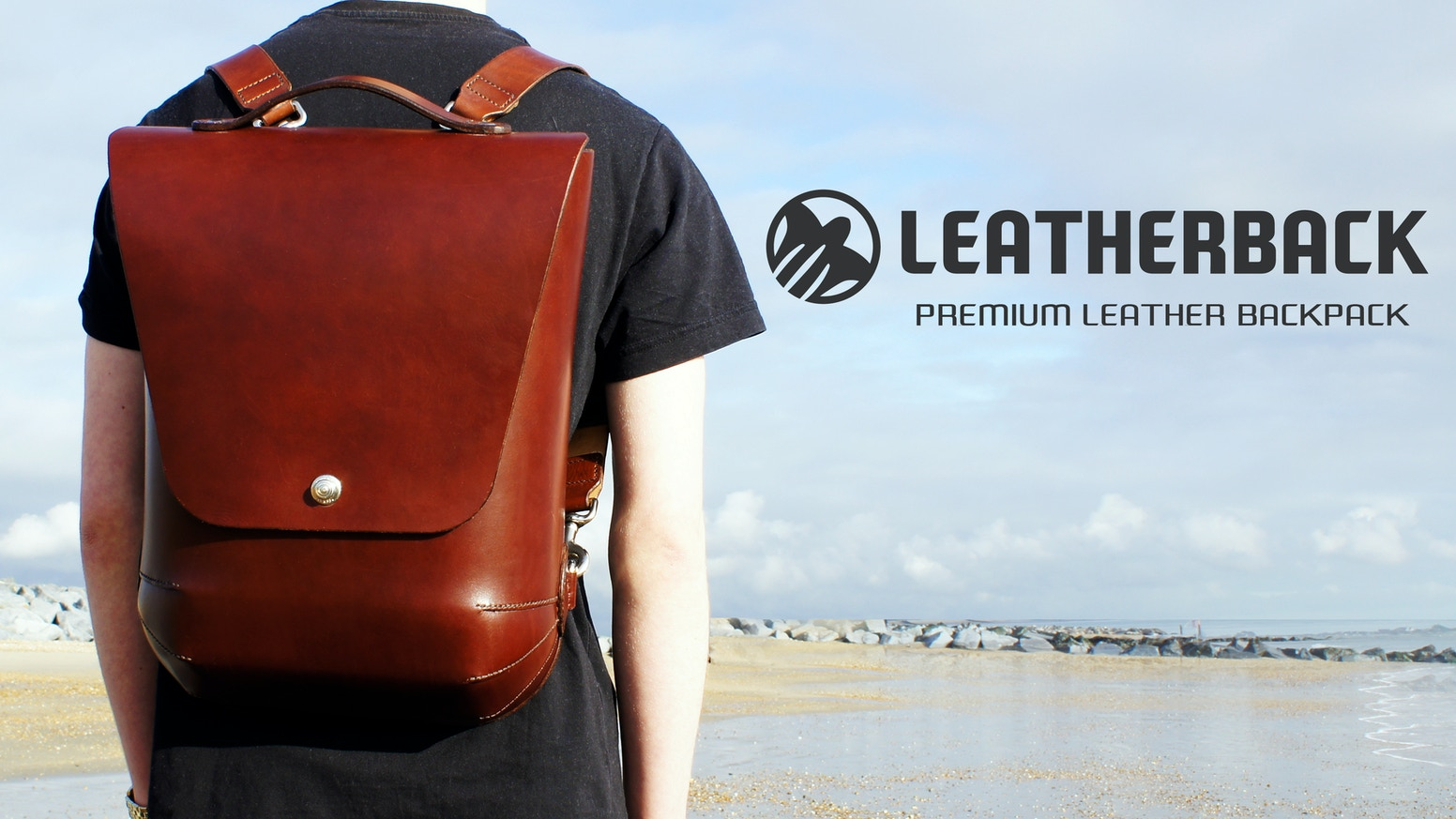 ef5e2b9991b7 The Leatherback Leather Backpack. Quality