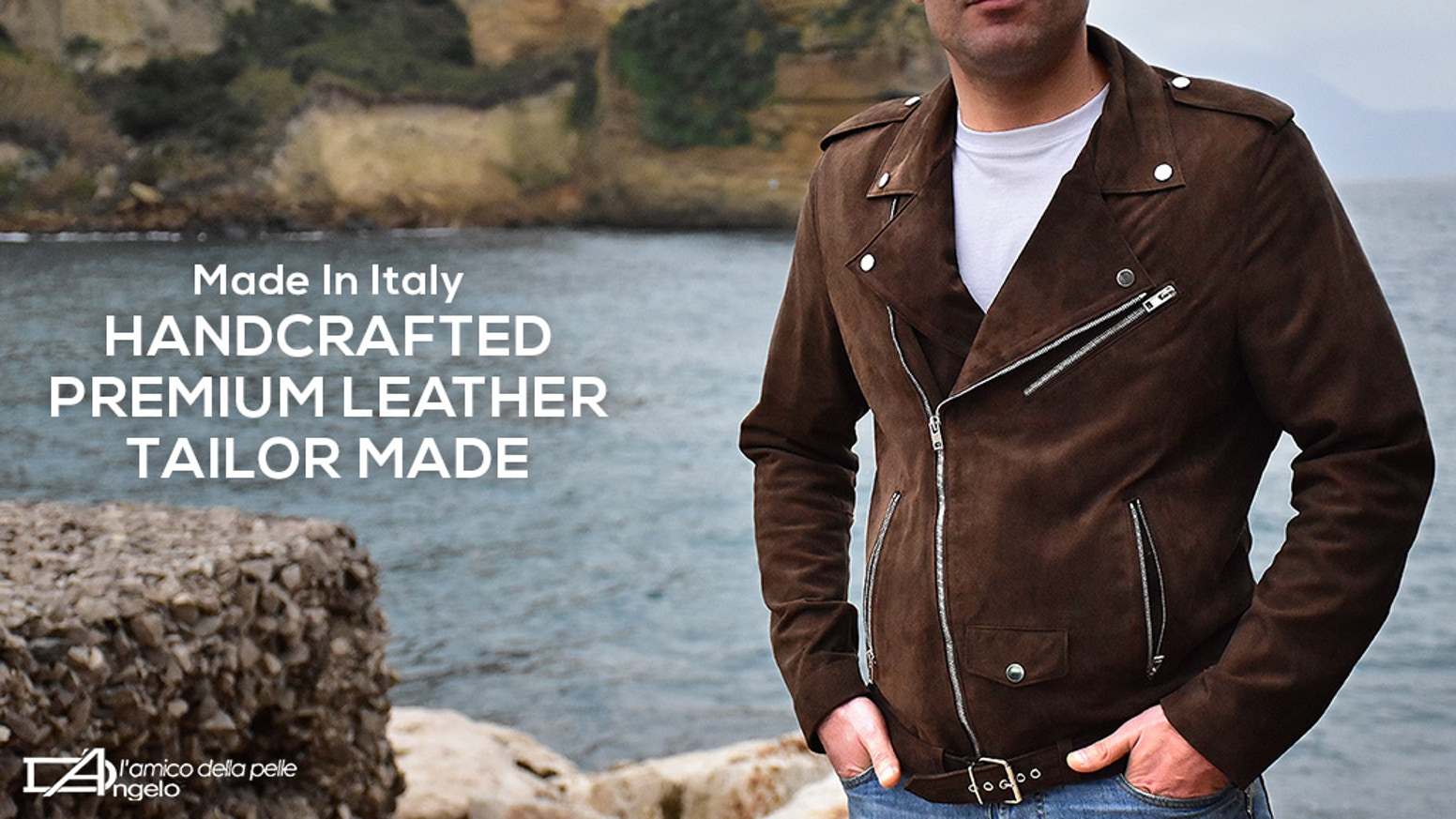 Chapter 2 Handcrafted Leather Jackets Made In Italy