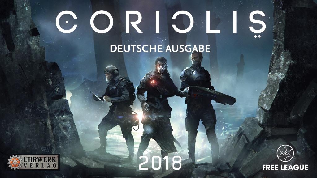 Coriolis - Der Dritte Horizont - Das Rollenspiel project video thumbnail